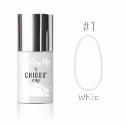 01 WHITE Follow Me ChiodoPRO