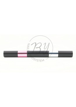 STYLO POUDRE MIROIR - Rose + Argent - BY ProSystem
