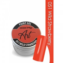 ART Paint Gel - 051 - WILD STRAWBERRY