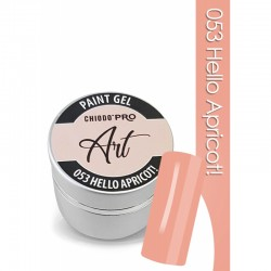 ART Paint Gel - 053 - HELLO APRICOT !