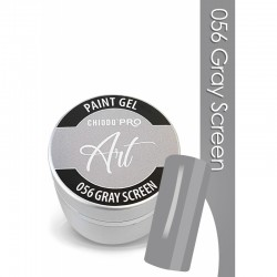 ART Paint Gel - 056 - GRAY SCREEN
